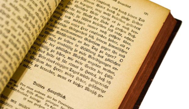 フラクトゥールの洋書買取